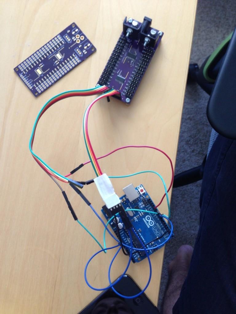 servo-board-arduino